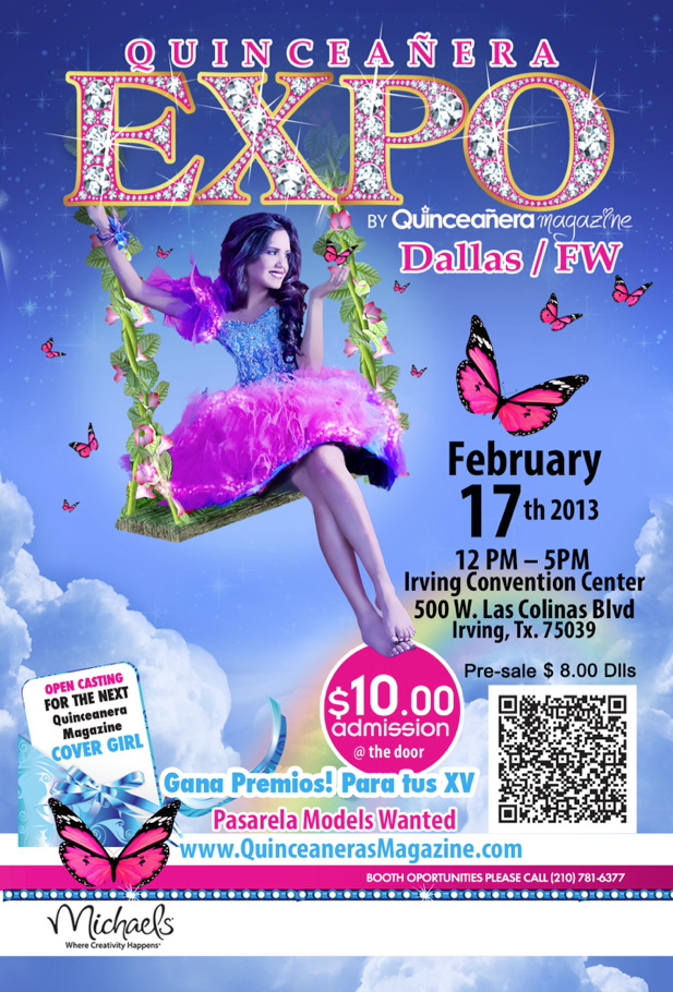 Quinceañera Expo February 17th ,2013