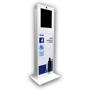 isnap rental social kiosk dallas