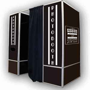 four flashes Photo Booth Rental Dallas Texas