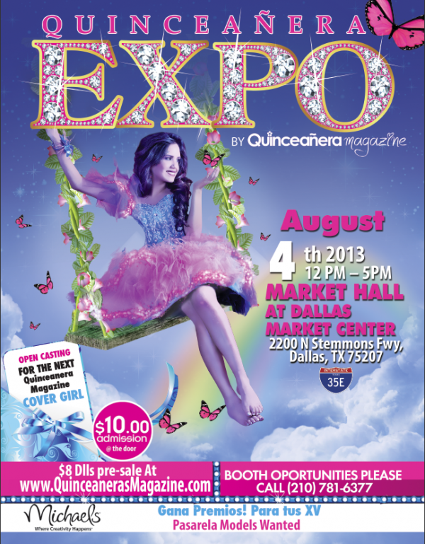 Quinceaeras Expo   August 4th   Photo Booth Rental Dallas - Wedding