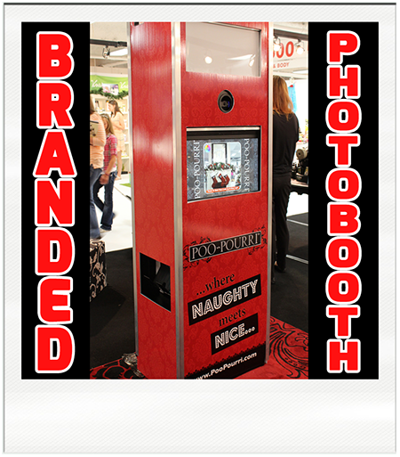 branded photo booth