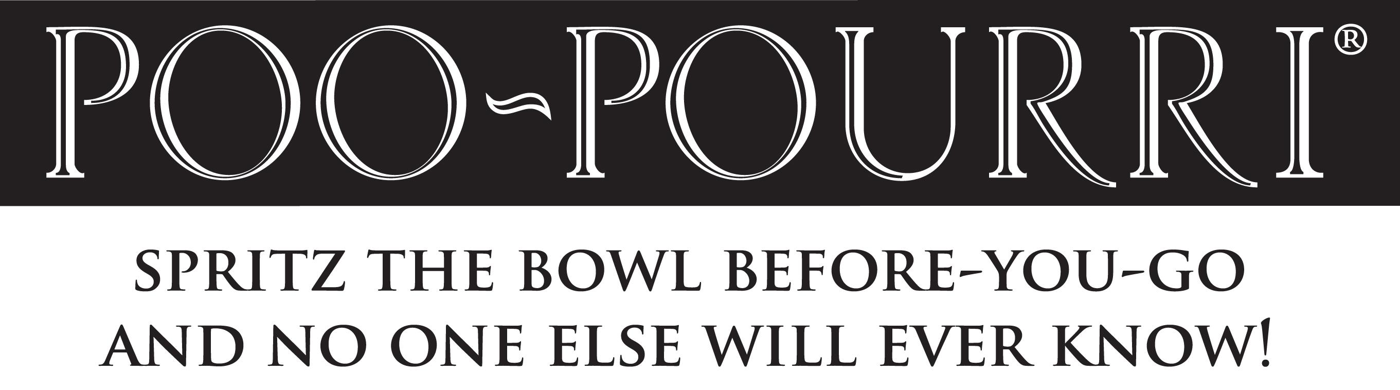 PooPourri_Wht Bar Logo_tag