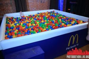 mcdonalds ball pit