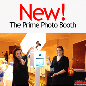 new prime photo booth